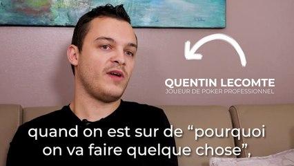 Quentin Lecomte : Ses conseils de pro pour réussir au poker ?