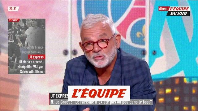 Rouyer réagit aux propos de Noël Le Graët sur le racisme - Foot - EDS