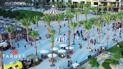 میزان تاثیر شیوع جهانی کرونا بر بازار املاک و مستغلات در دبی
