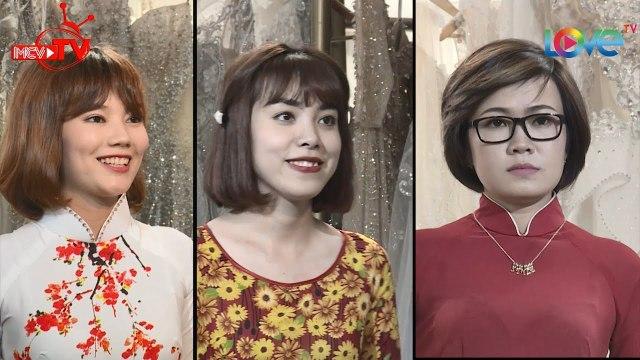 Hotboy trí thức áo sơ mi kính cận băn khoăn giữa 3 cô nàng tài-sắc-vẹn-toàn không biết chọn ai