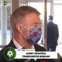 """Ahmet Ağaoğlu: """"Sörloth olayı çözülürse 48 saat içinde çözülür"""""""