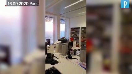 Une «mégafuite» d'eau au palais de justice de Paris