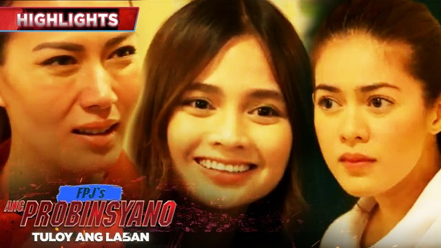 Bubbles is surprised with Clarice's sudden change of attitude | FPJ's Ang Probinsyano