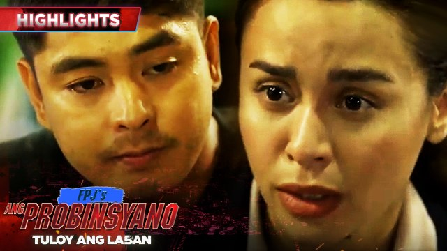 Cardo finds out that Alyana has already eaten with Lito | FPJ's Ang Probinsyano