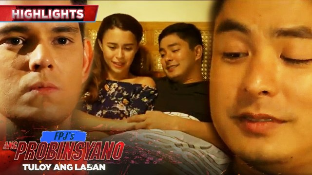 Cardo gives Alyana his support on her new job with Lito | FPJ's Ang Probinsyano