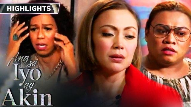 Pinky and Tutti are unable to save Gabriel and Marissa's presentation | Ang Sa Iyo Ay Akin