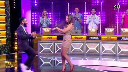 Le premier rapprochement entre Lisa et Navid avec une danse, à distance !
