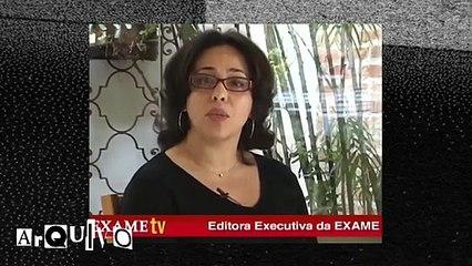 ENTREVISTA LUIZA TRAJANO _ ARQUIVO EXAME