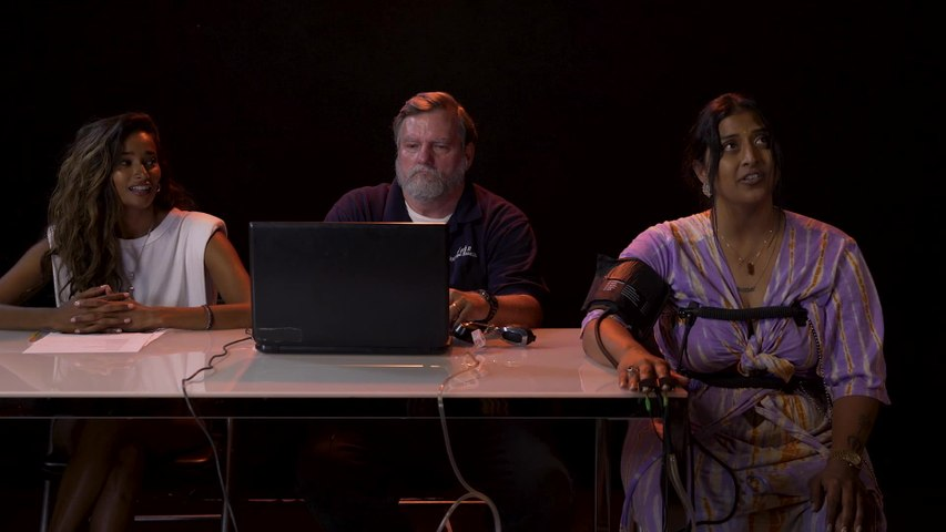 Raja Kumari & Her Best Friend Take A Lie Detector Test: Has She Ever Ate Beef?