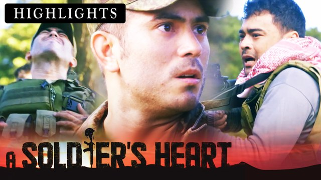 Saal shoots Alex | A Soldier's Heart