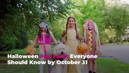 Halloween Fun Facts Everyone Should Know by October 31
