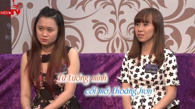 """Những chia sẻ thẳng thắn của Sao Việt về """"Chuyện nhạy cảm"""" trên truyền hình thực tế"""