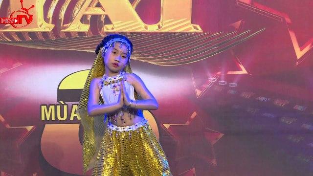 Cô bé dễ thương với điệu múa Alibaba kết hợp múa bụng   Casting BẠN CÓ THỰC TÀI - Mùa 3