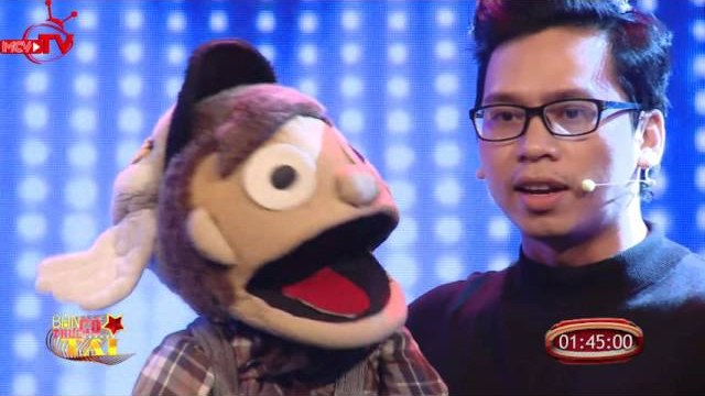 Tiết mục nói giọng bụng độc đáo gây tranh cãi cho BGK | Ng Trần Hoàng Bảo | BCTT - Mùa 3 | Tập 2