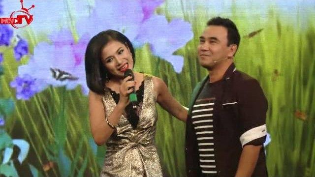 Viêt Trinh khoe giọng hát ngọt ngào bên cạnh Quyền Linh  BCTT - Mùa 3 | Tập 2
