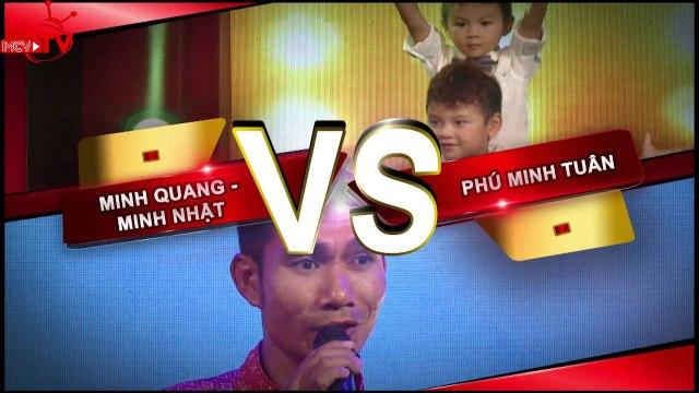 Vòng tranh cúp giữa chàng thợ may và hai anh em nhí | BCTT - Mùa 3 | Tập 2