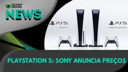 Ao Vivo | Playstation 5: Sony anuncia preços | 16/09/2020 #OlharDigital