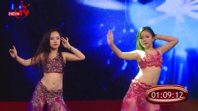 Ba cô nàng teen và tiết mục múa bụng xuất sắc nhất mùa giải Bạn Có Thực Tài? 2016.