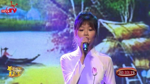 """Phan Yến Nhi - Cô gái Vũng Tàu """"đốn tim"""" BGK với giọng hát ngọt ngào."""