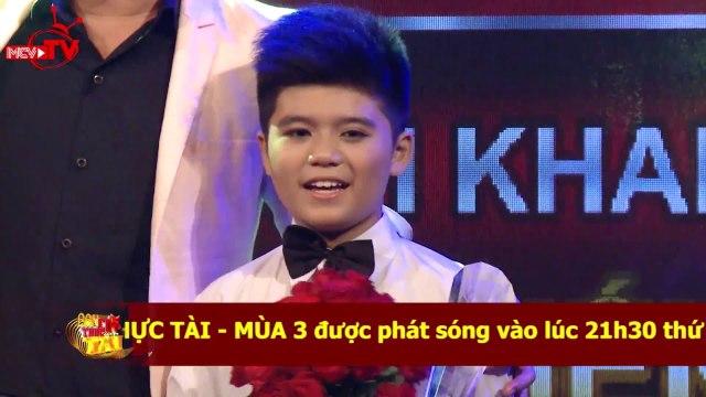 Trần Minh Khang cạnh tranh chức vô địch tuần 5 cùng Come Back Team | Bạn Có Thực Tài? 2016.