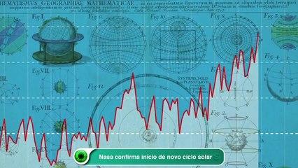 Nasa confirma início de novo ciclo solar