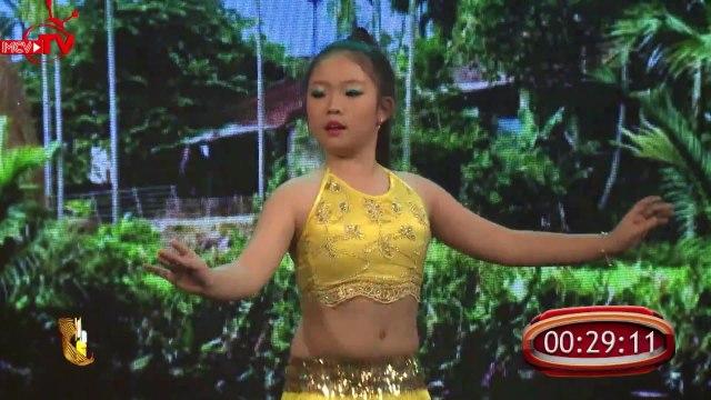 Nhóm KẸO DẺO - Múa bụng Tấm Cám tranh cúp vô địch tuần | BẠN CÓ THỰC TÀI - Mùa 3 | Tập 6