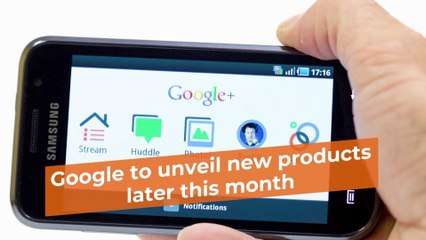 Google Gears Up For Next Event