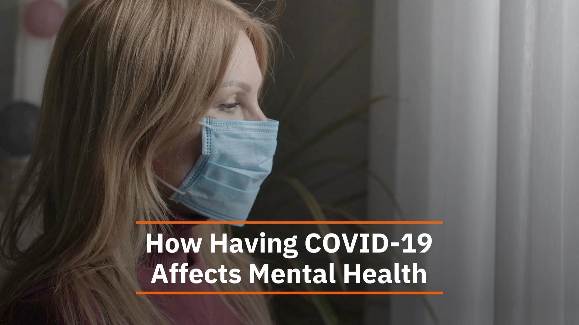 COVID-19 Attacks Mental Health