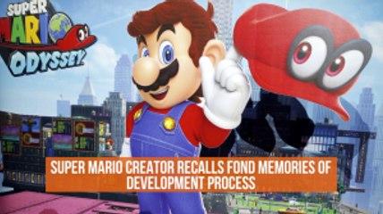 The Creator Of Super Mario
