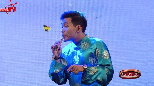 Những truyền nhân của NSƯT Đinh Thìn mang âm nhạc dân tộc đến gần hơn với khán giả.