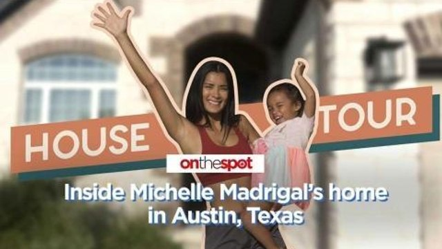 On the Spot: Inside Michelle Madrigal's home in Austin, Texas