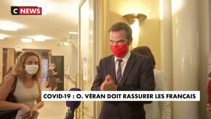 Coronavirus : Olivier Véran doit rassurer les Français