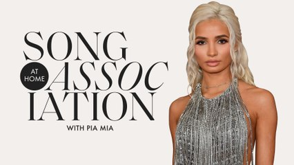 Pia Mia Sings Adele, Céline Dion, and Usher in a Game of Song Association | ELLE