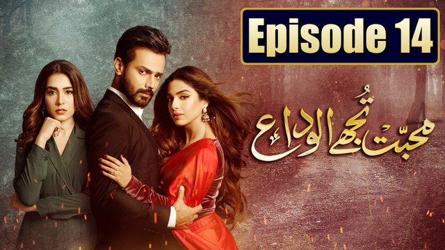 Mohabbat Tujhe Alvida Episode 14 HUM TV Drama 16 September 2020