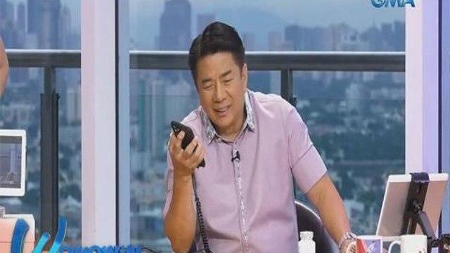Wowowin: Nerbyosong caller, mapakalma kaya ng 20K?