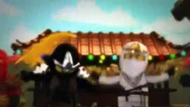 LEGO NinjaGo Masters Of Spinjitzu Season 1 Episode 6 Snake King