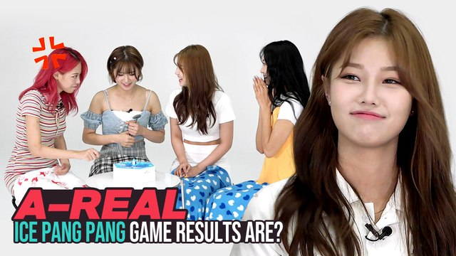 [Pops in Seoul] Wake Me Up~♬ Today's game♟ for A-REAL(에이리얼) - 'Ice Pang Pang!!'