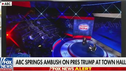 Laura Ingraham: TRUMP WAS AMBUSHED!!!