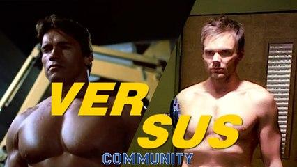 COMMUNITY : Les références au cinéma et aux séries [VERSUS]