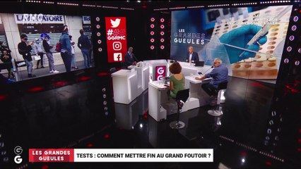 Tests : comment mettre fin au grand foutoir ? - 17/09