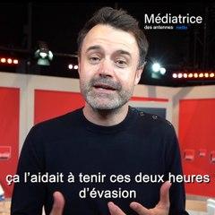 Daniel Fiévet et les auditeurs