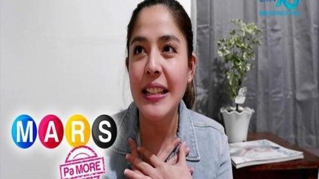 Mars Pa More: Shaira Diaz, nahihirapan huminga sa tuwing nakikita si EA Guzman? | Mars Sharing Group