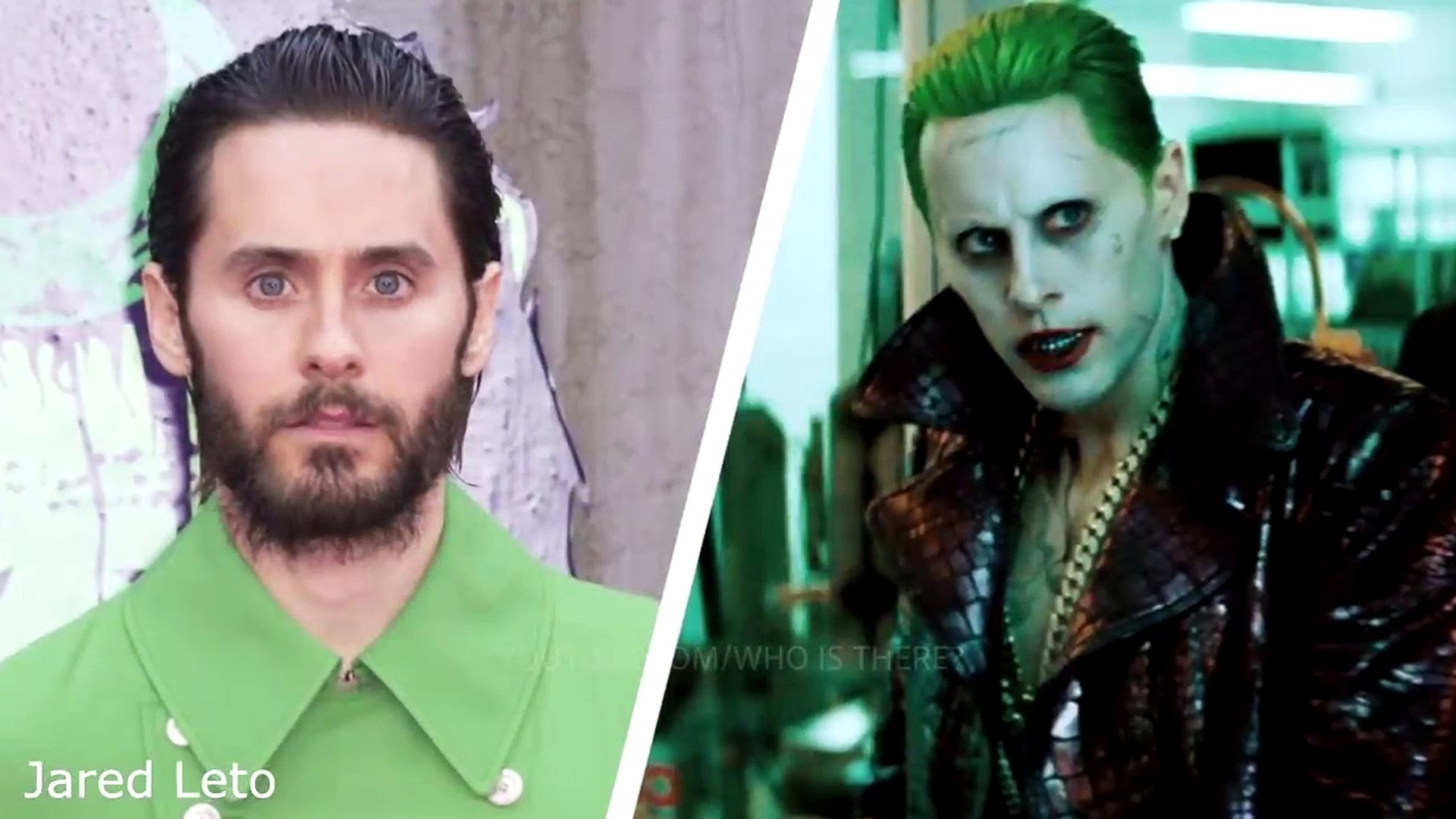 FAMOUS ACTORS BEFORE AND AFTER MAKEUP