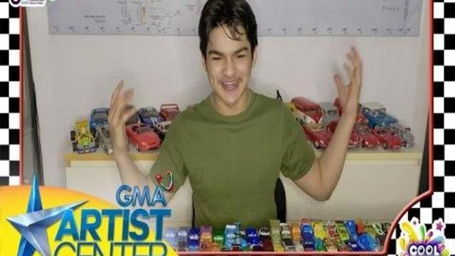 Cool Hub: Bruce Roeland, nag-flex ng kanyang model car collections!   Episode 2