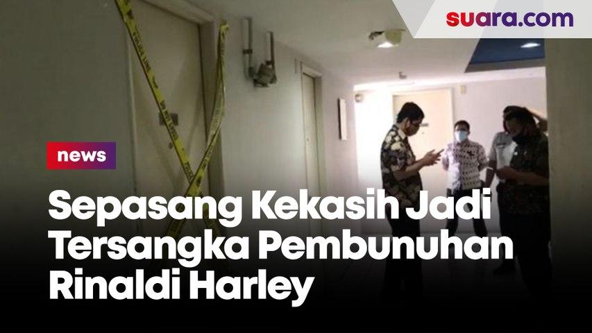 Sepasang Kekasih Jadi Tersangka Pembunuhan Rinaldi Harley di Apartemen Kalibata City