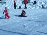 luge après le ski !