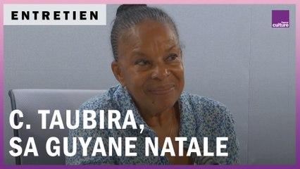 Christiane Taubira, le roman de la Guyane