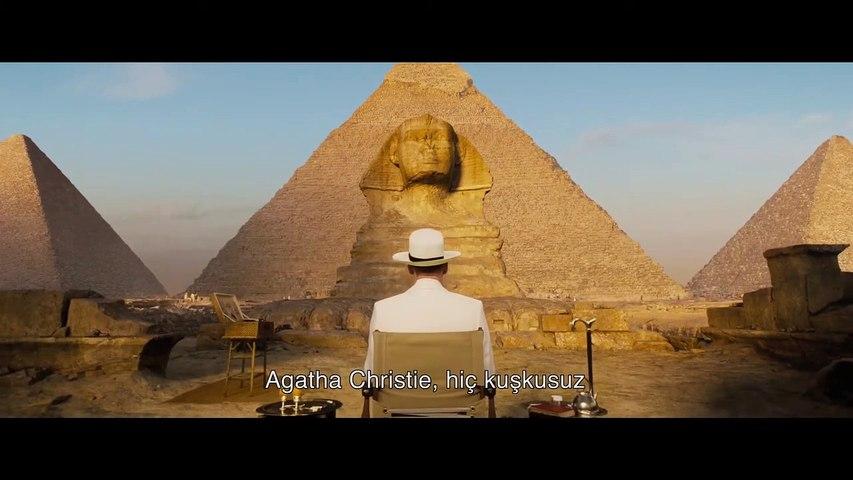 Nil'de Ölüm Film - Agatha Christie'nin 130. Doğum Günü İçin Hazırlanan Mesaj