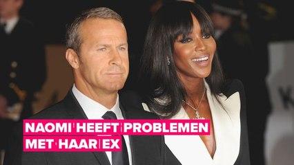 Naomi Campbell's ex-vriend wil zijn geld terug