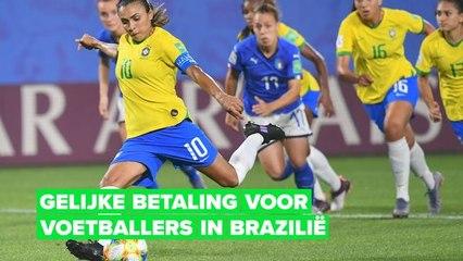 Voetbal gaat eindelijk de juiste kant op!